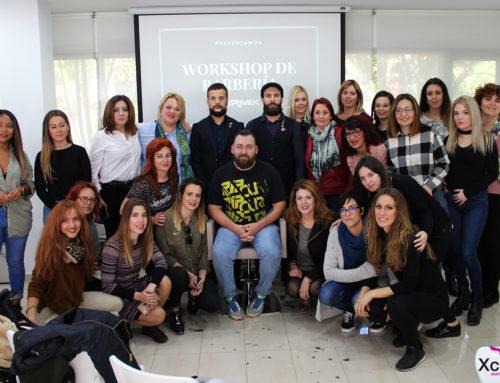 Formación Termix Workshop de barbería en Xclusive Distribuciones Murcia
